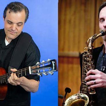 Burke Ingraffia with the John Kocur Quartet @ 8 PM-img