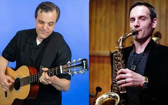 Burke Ingraffia with the John Kocur Quartet @ 10 PM: