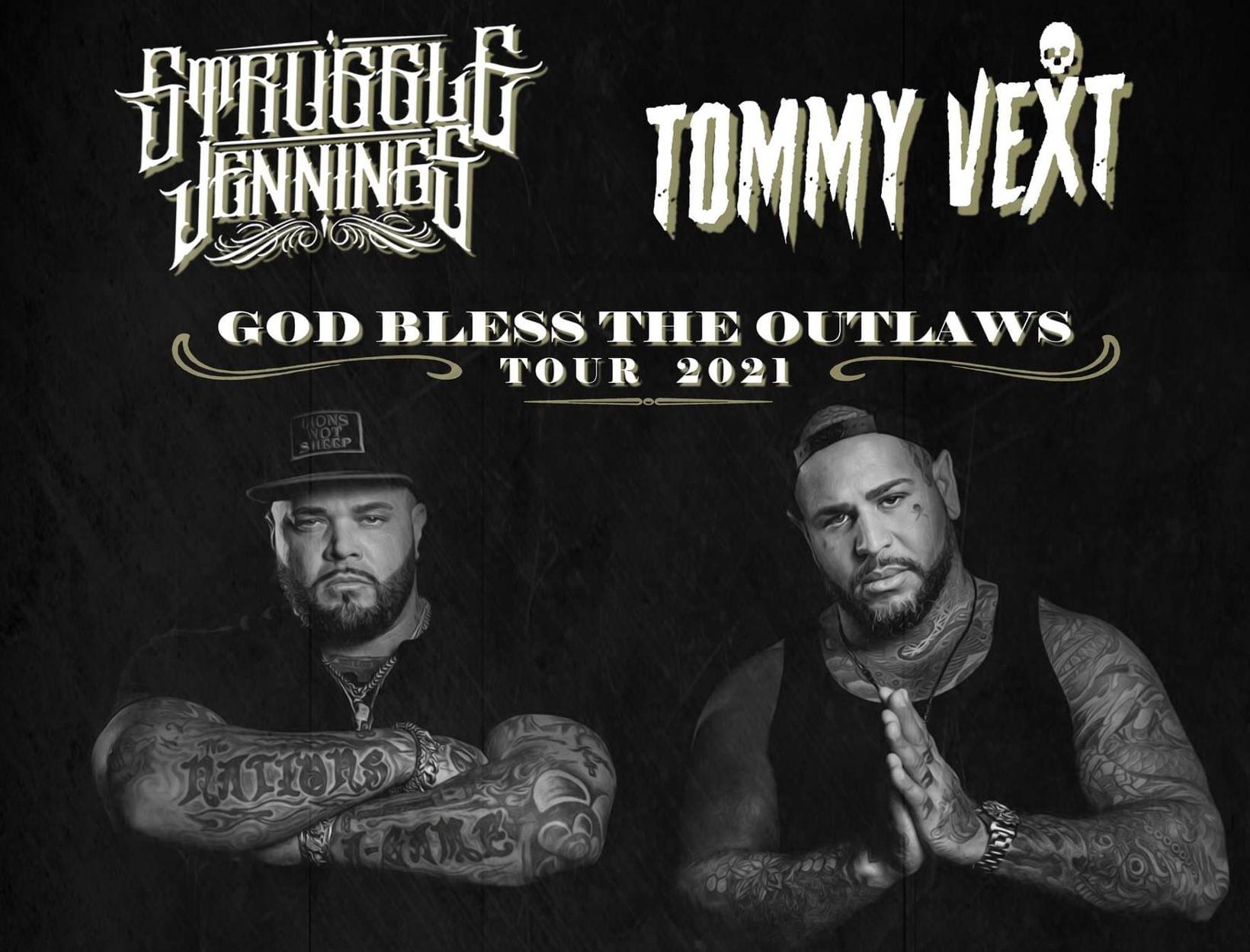 Struggle Jennings + Tommy Vext: