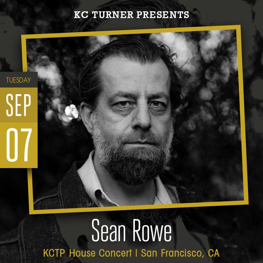 Sean Rowe   San Francisco Backyard: