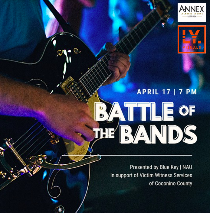 BLUE KEY BATTLE OF THE BANDS: Main Image