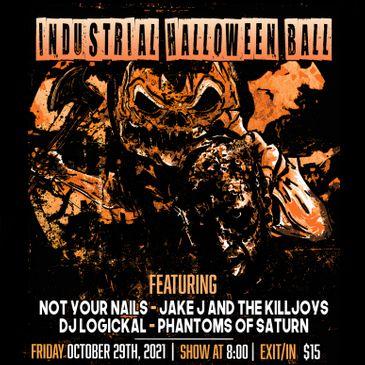 Industrial Halloween Ball-img