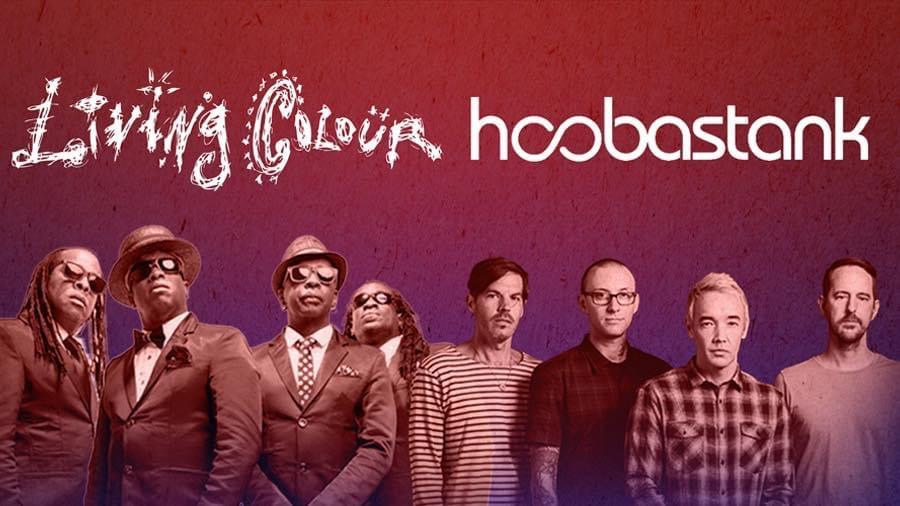 Living Colour & Hoobastank: Main Image