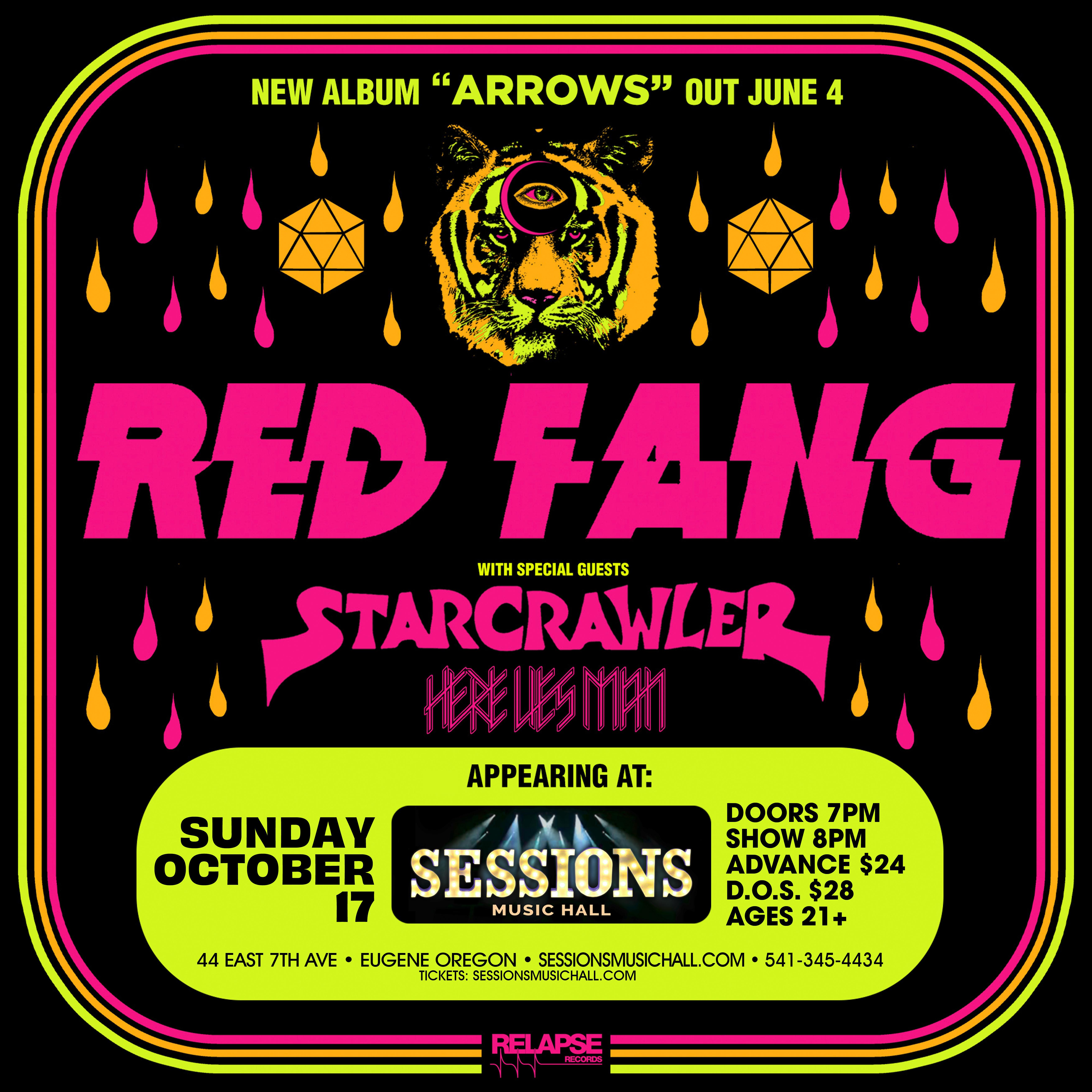 Red Fang: Main Image