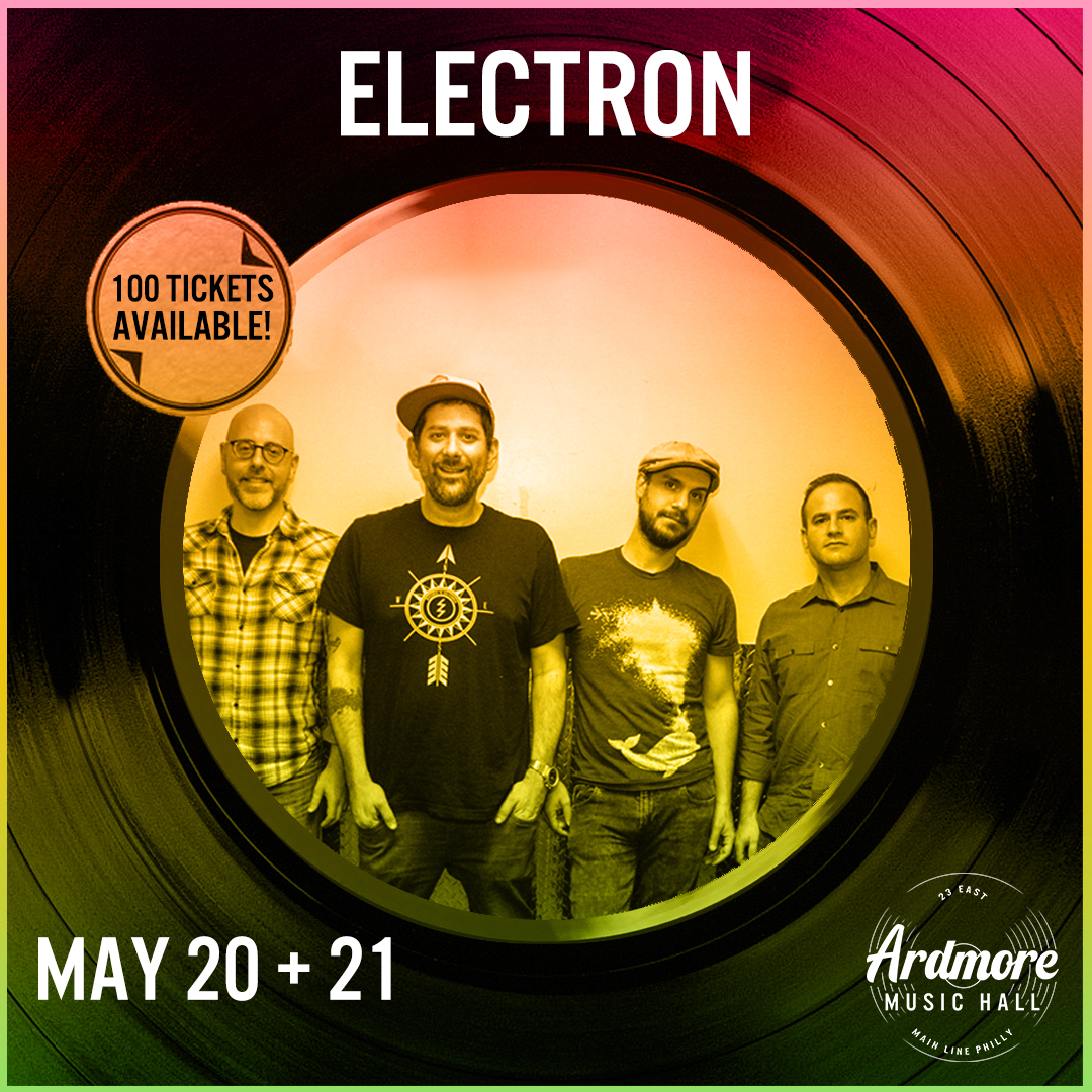 *Sold Out* Electron: ft. Members of The Disco Biscuits: Main Image