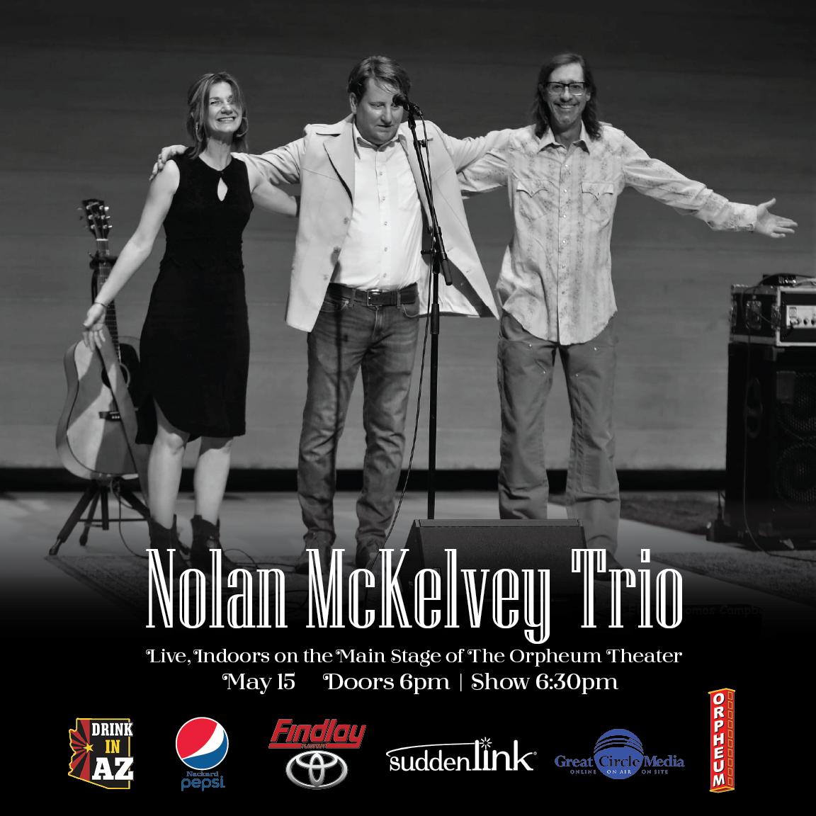 Nolan McKelvey Trio: Main Image