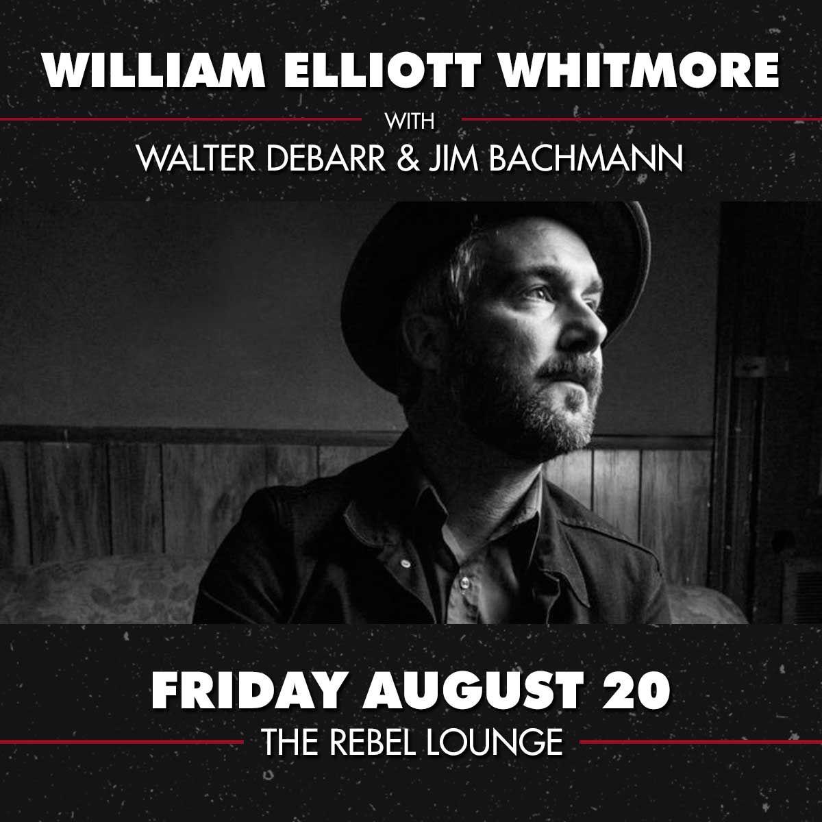 WILLIAM ELLIOTT WHITMORE: