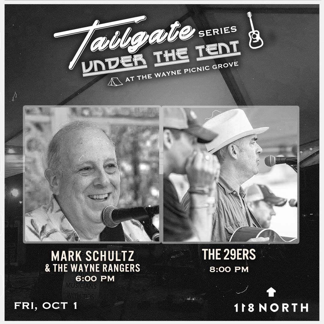 29ers + Mark Schultz & The Wayne Rangers: