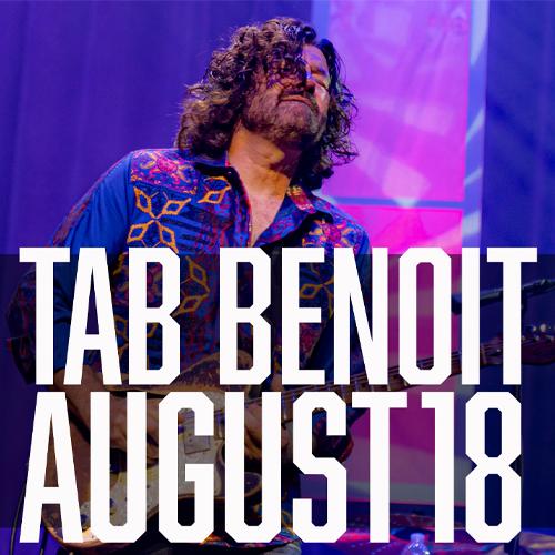 Tab Benoit: Main Image