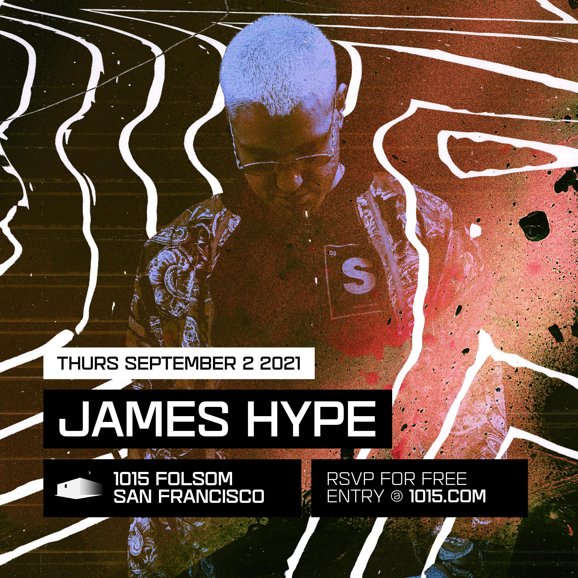 James Hype: Main Image