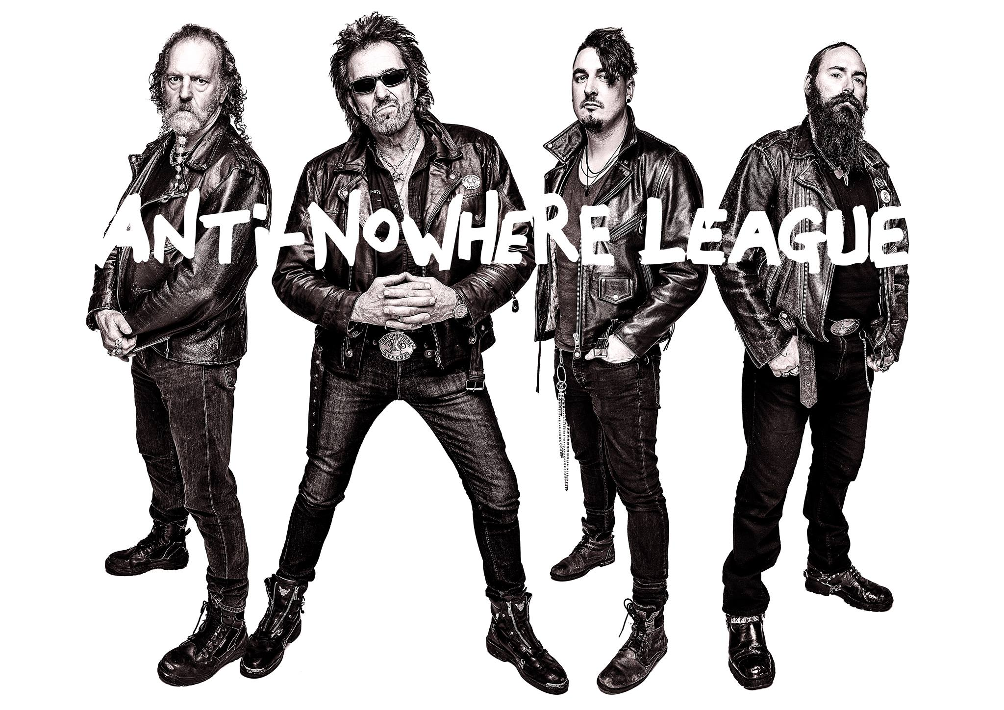 Anti-Nowhere League: Main Image