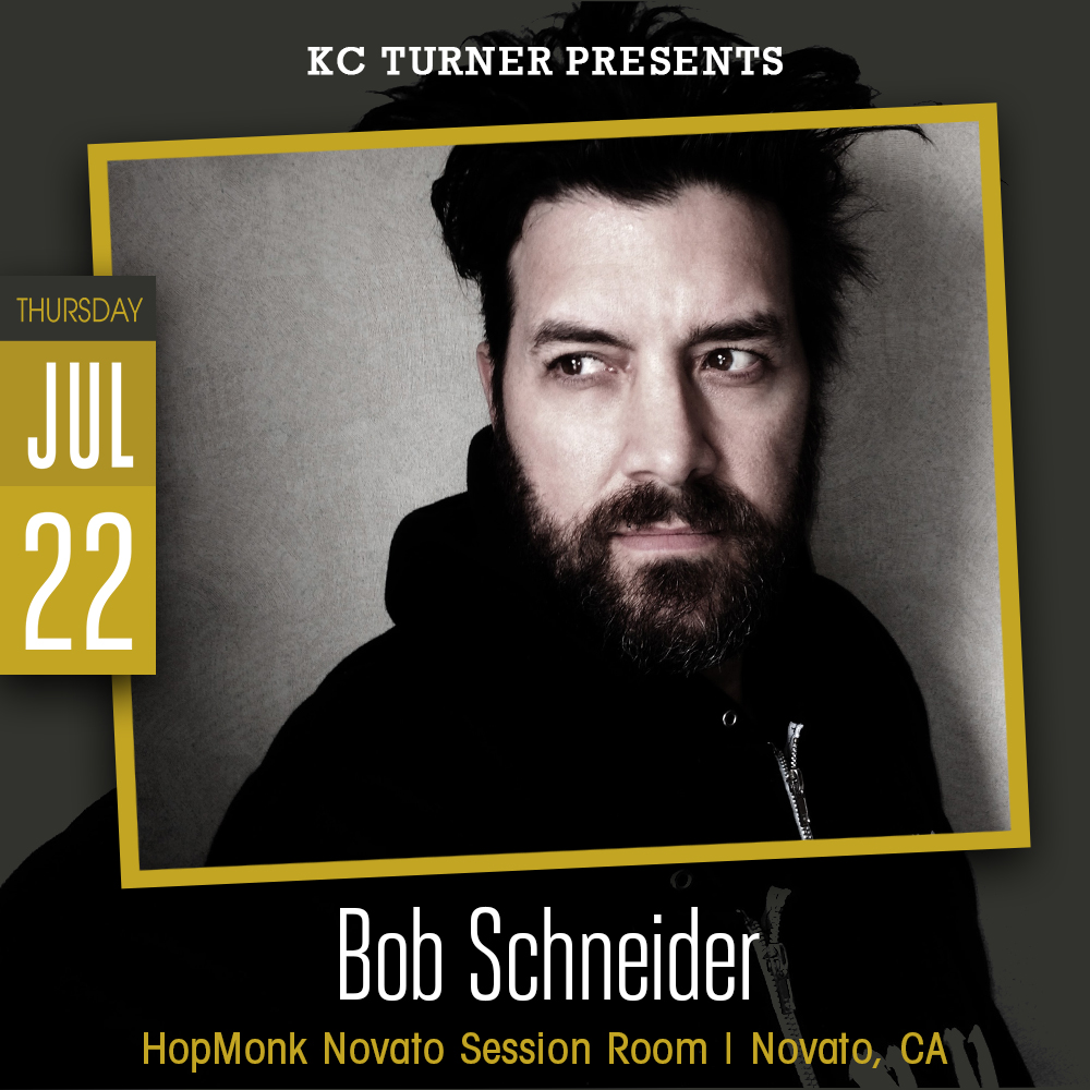 Bob Schneider: Main Image
