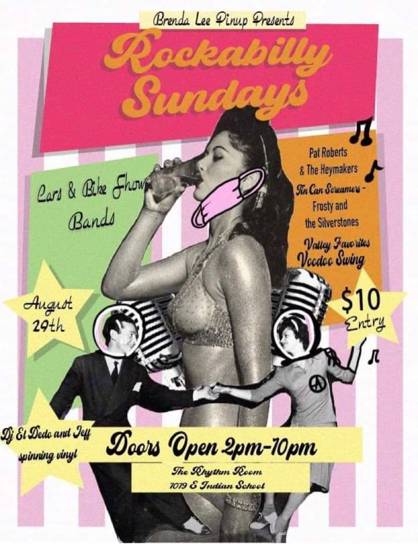 Brenda Lee Pinup Presents ROCKABILLY SUNDAY: Main Image