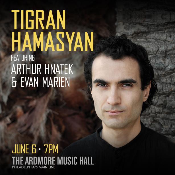 Tigran Hamasyan ft. Arthur Hnatek & Evan Marien: Main Image