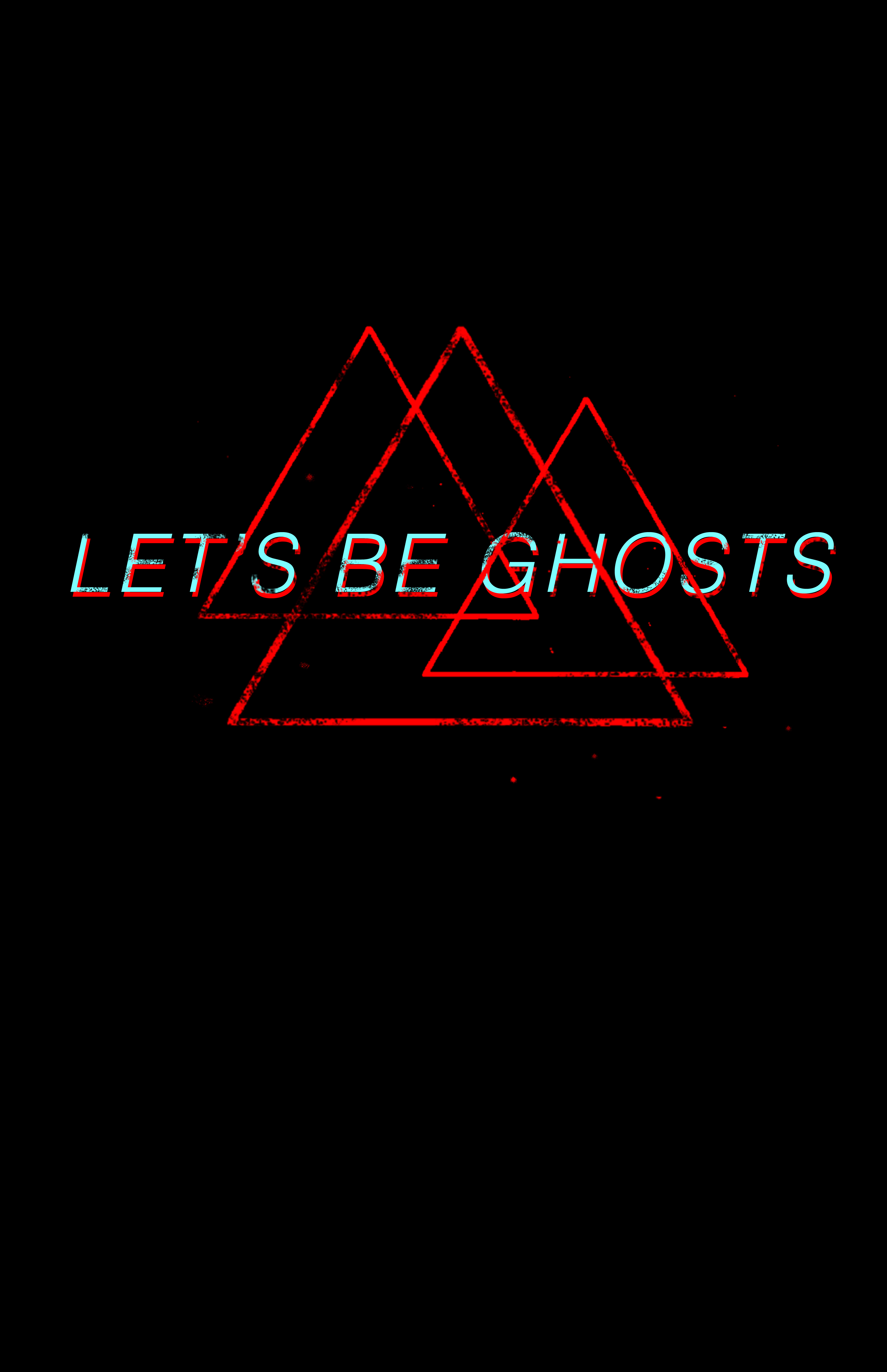 Let's Be Ghosts: Main Image