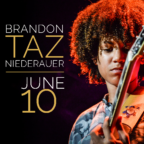 """Brandon """"Taz"""" Niederauer: Main Image"""