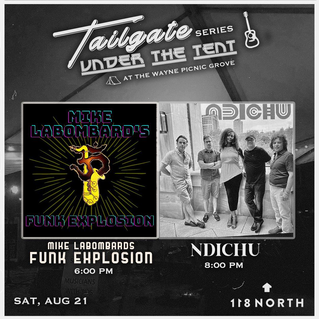 Ndichu + Mike LaBombard's Funk Explosion: