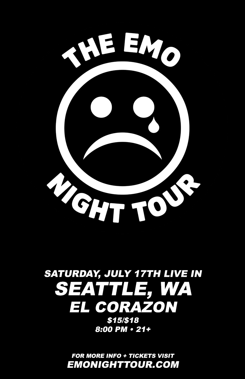 The Emo Night Tour - SOLD OUT: Main Image