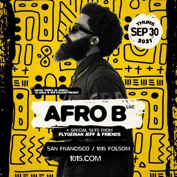 Afro B LIVE-img