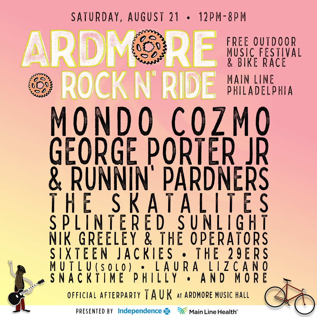 Ardmore Rock N' Ride: Main Image