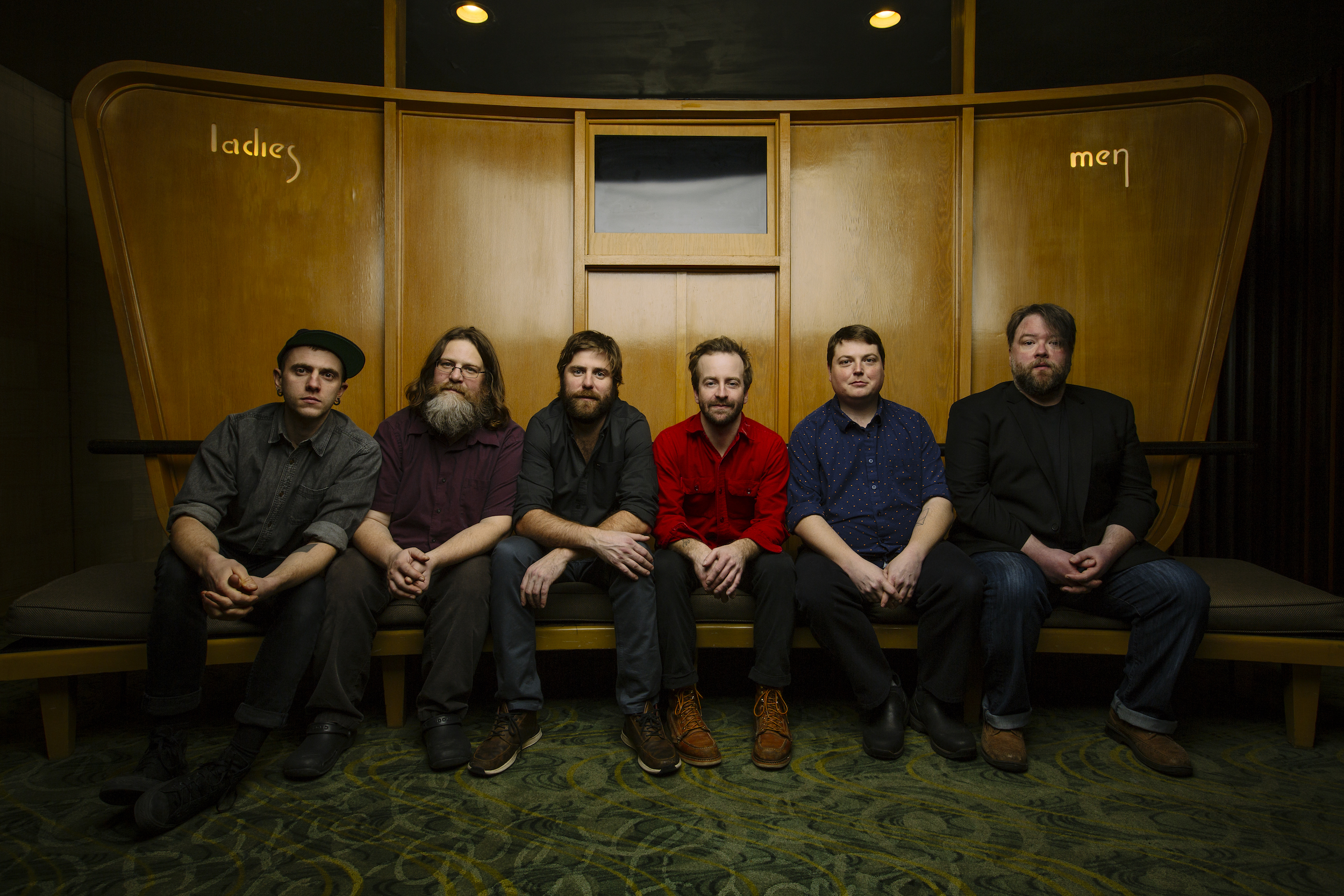 (SOLD OUT) Trampled by Turtles @ HI-FI Annex: