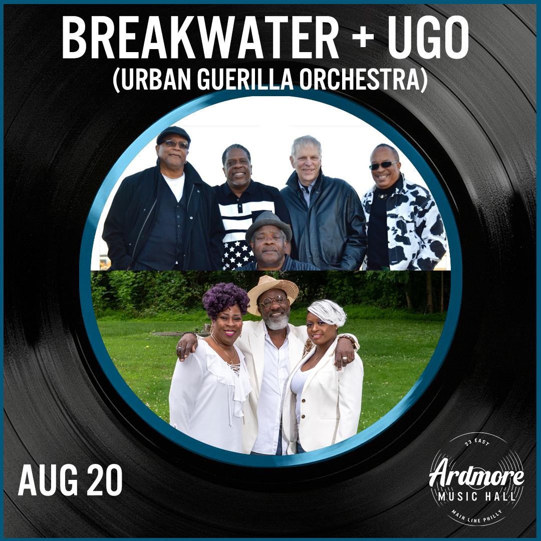 Breakwater + UGO (Urban Guerilla Orchestra): Main Image