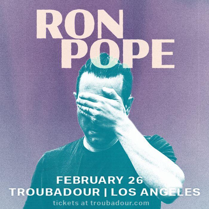 Ron Pope: