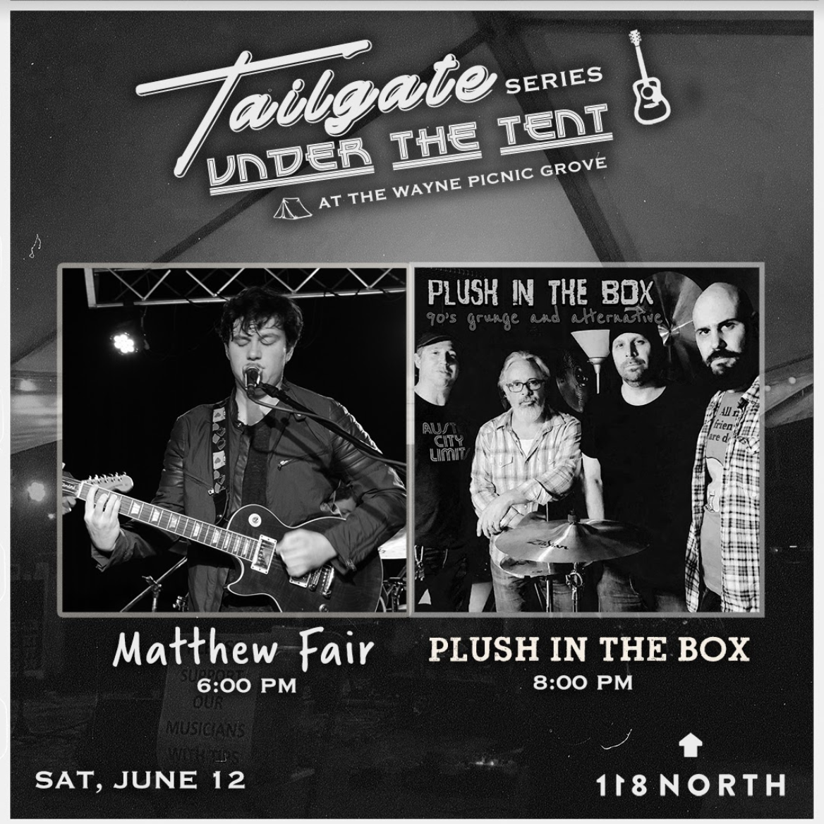 Plush In The Box + Matthew Fair: Main Image
