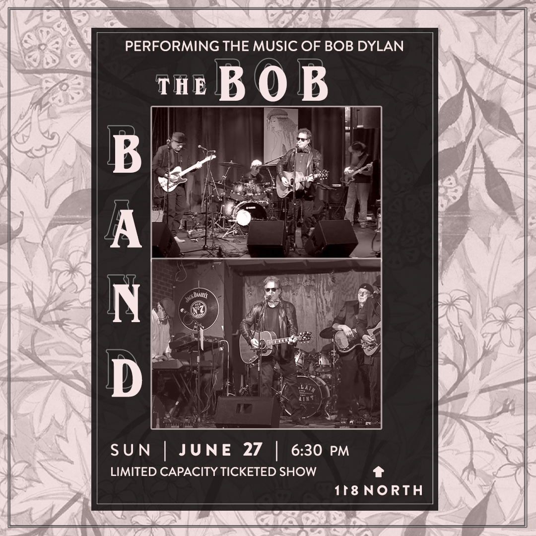 The Bob Band: Performing the music of Bob Dylan: Main Image