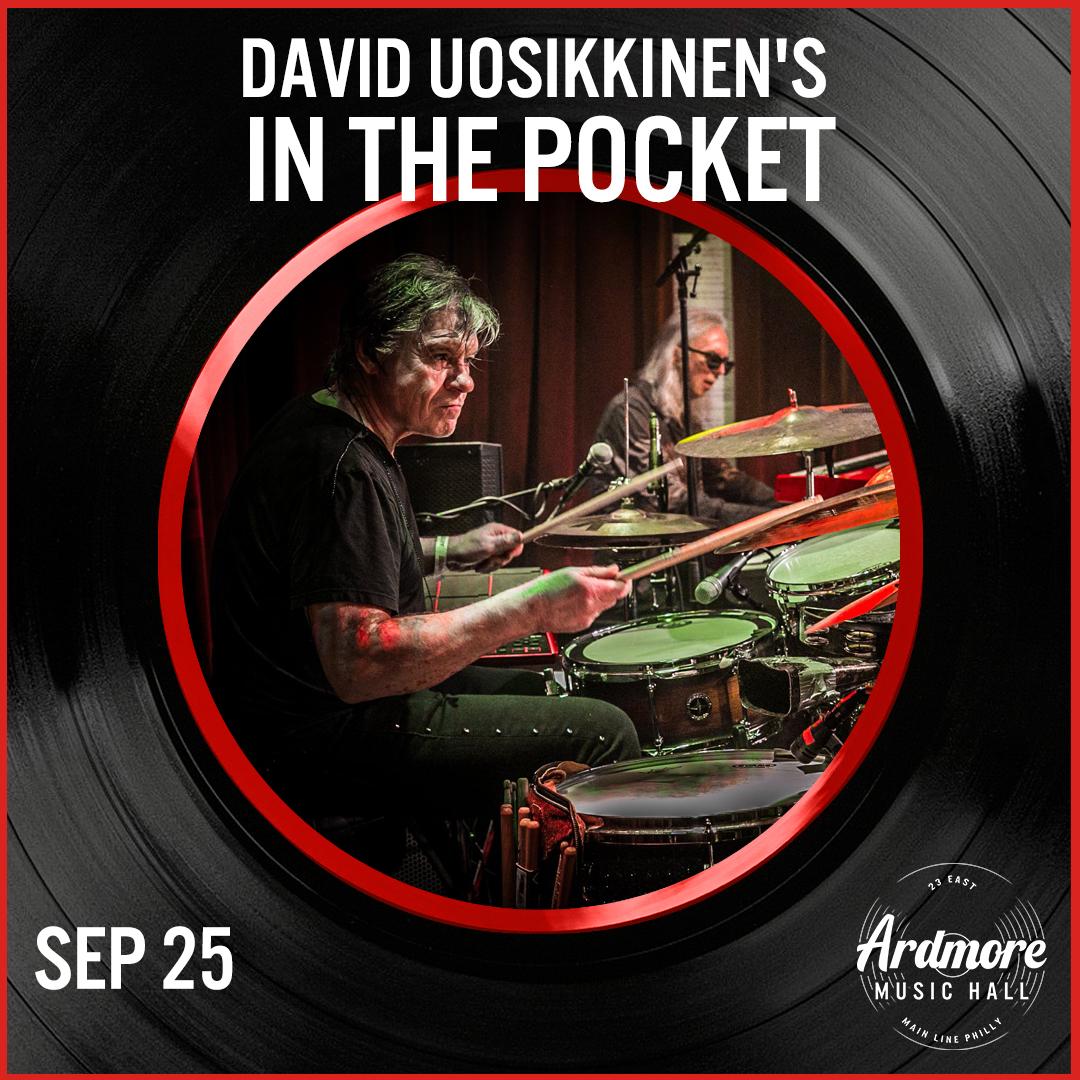David Uosikkinen's In The Pocket: Main Image