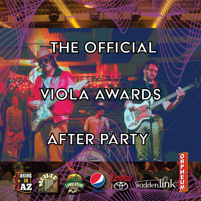 The Official Viola Awards After Party: