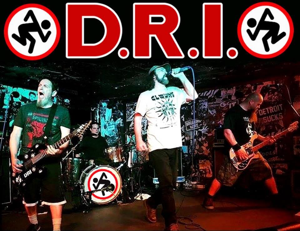 D.R.I.: Main Image