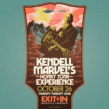 Kendell Marvel's Honky Tonk Experience-img