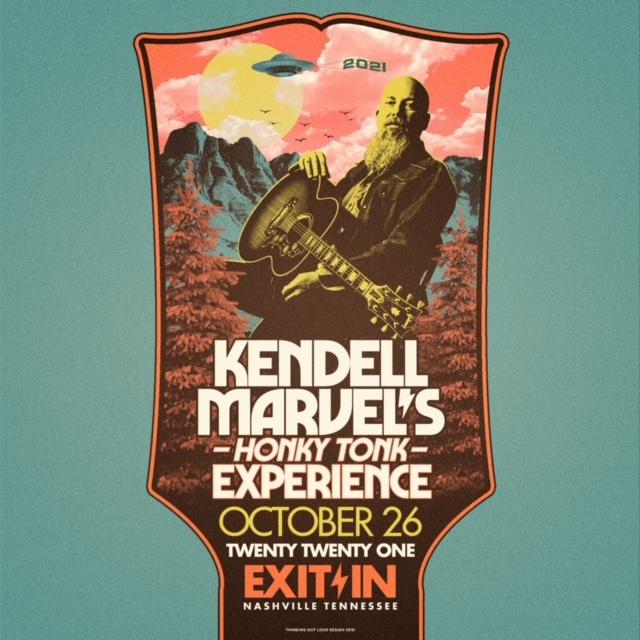 Kendell Marvel's Honky Tonk Experience: