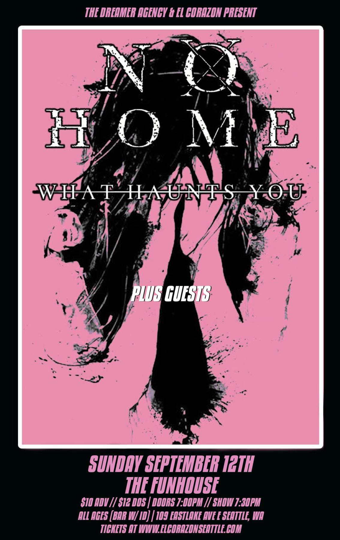 No Home: Main Image