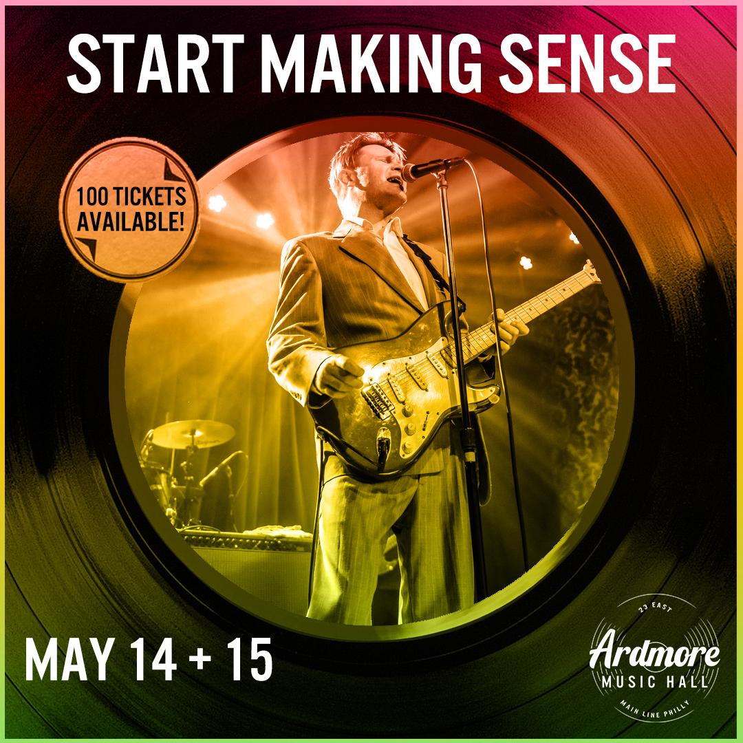 Start Making Sense: Talking Heads tribute: Main Image