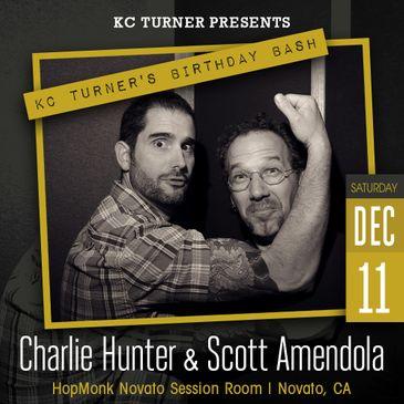 Charlie Hunter & Scott Amendola-img