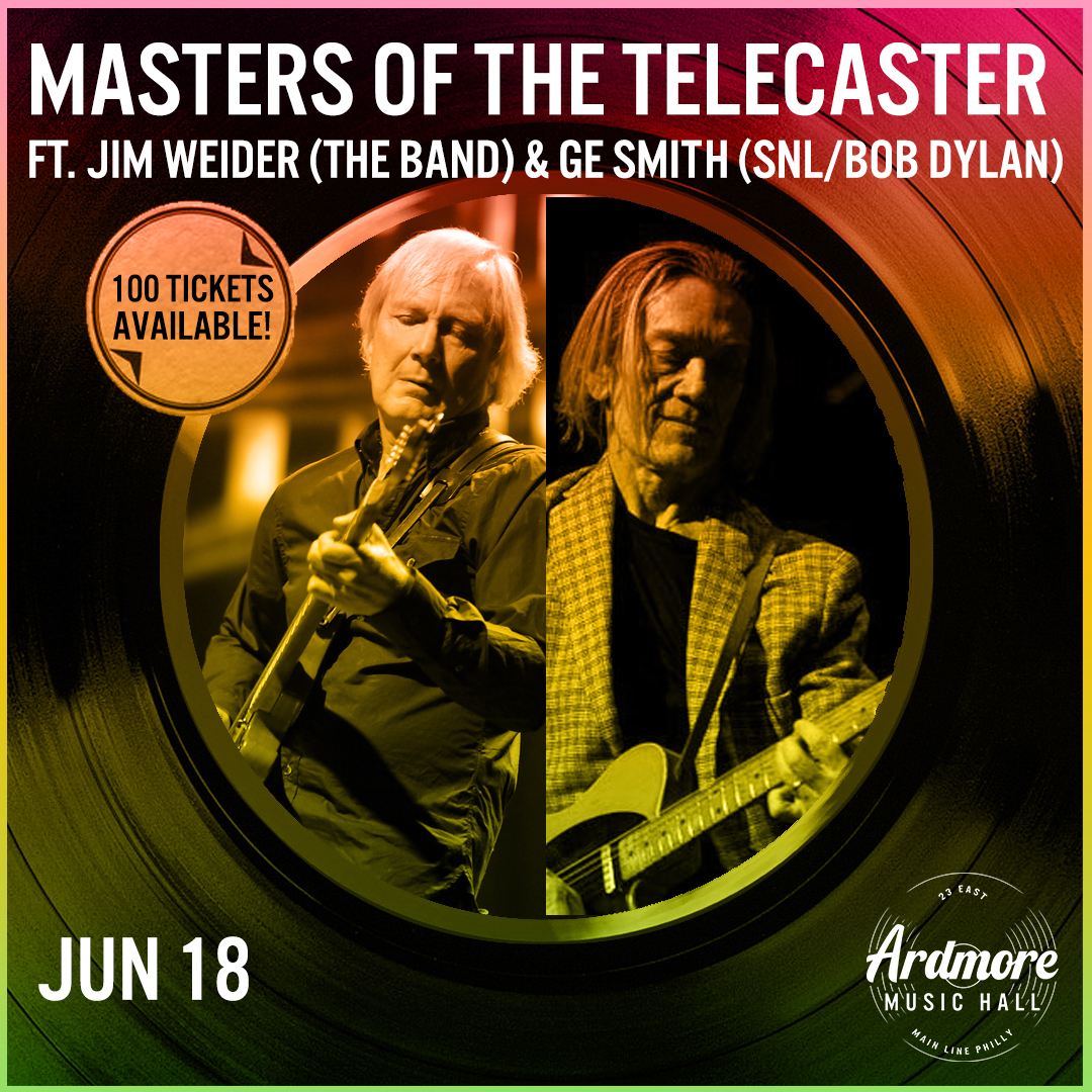 Masters of the Telecaster: Main Image