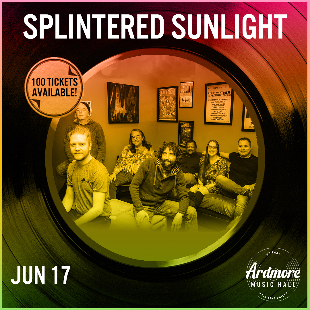 Splintered Sunlight (Grateful Dead Tribute): Main Image