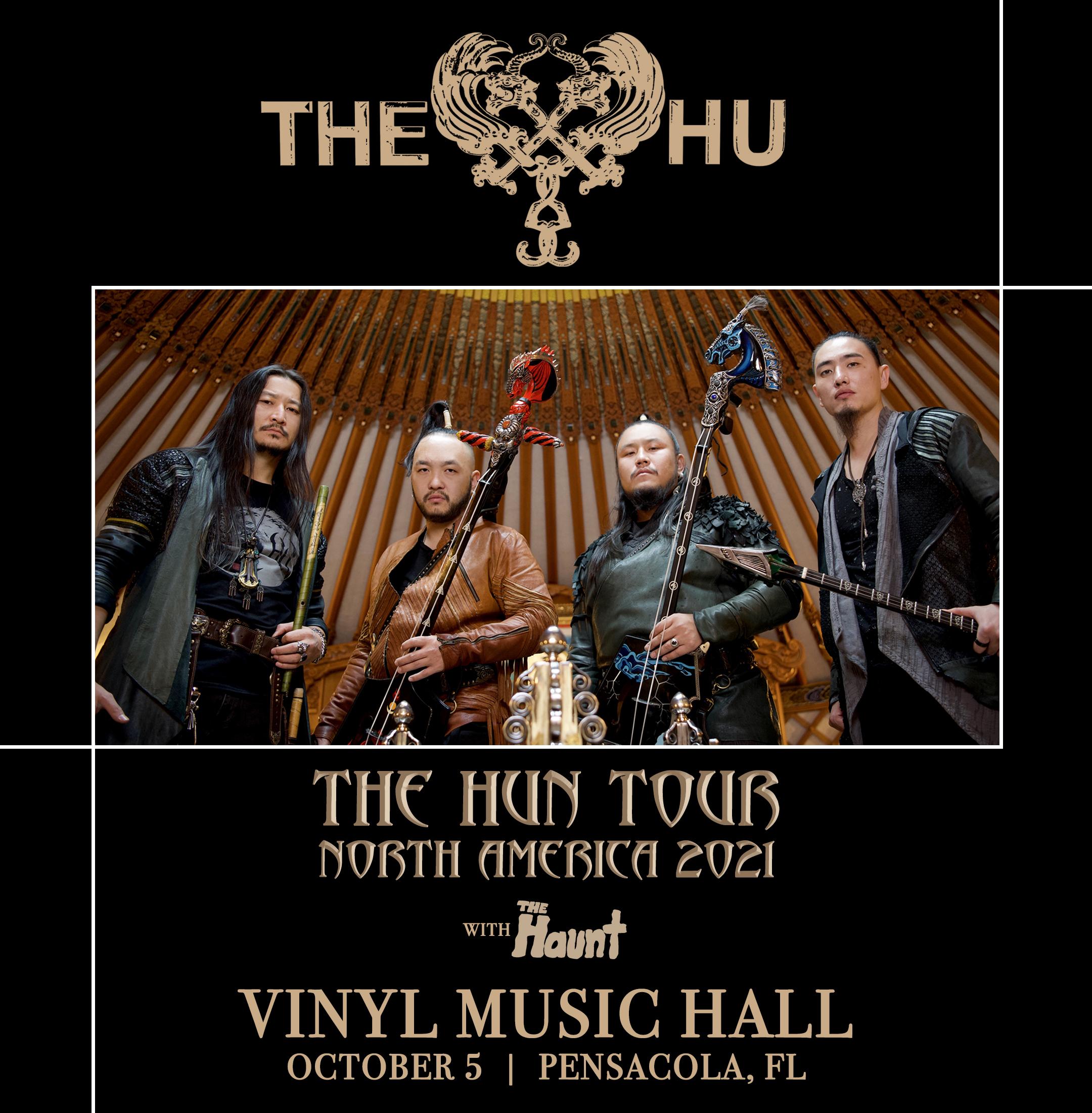 THE HU - The Hun Tour: