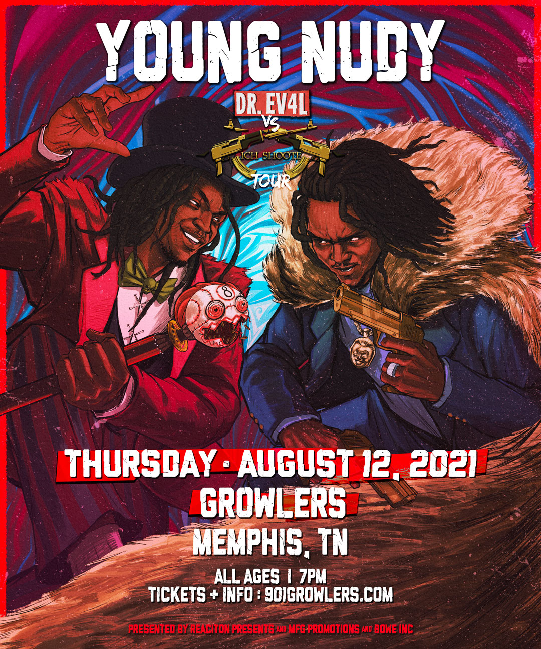 Young Nudy: Main Image