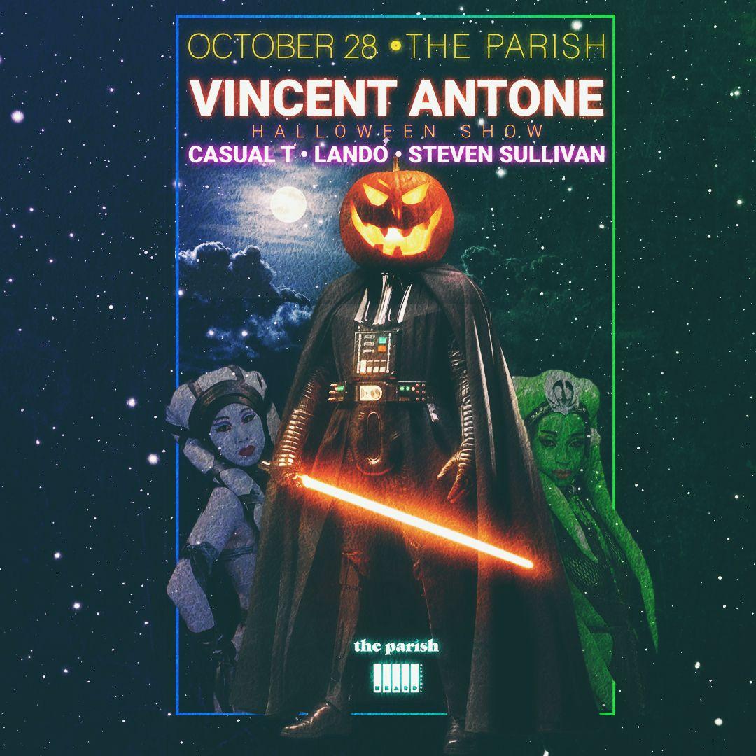 Vincent Antone (Halloween Show):