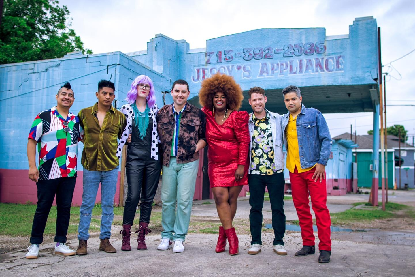 The Suffers: Main Image