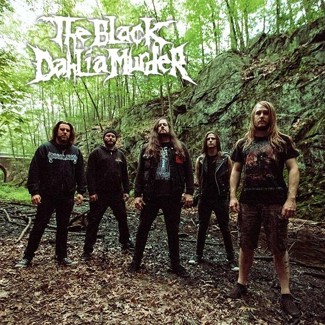 The Black Dahlia Murder - SOLD OUT: