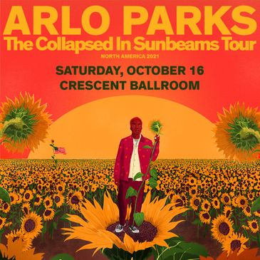Arlo Parks - The Collapsed In Sunbeams Tour 2021-img
