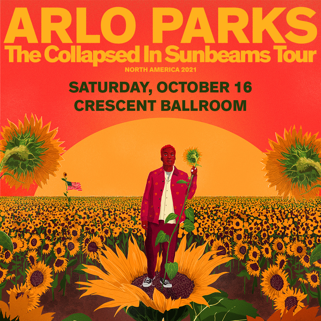 Arlo Parks - The Collapsed In Sunbeams Tour 2021: