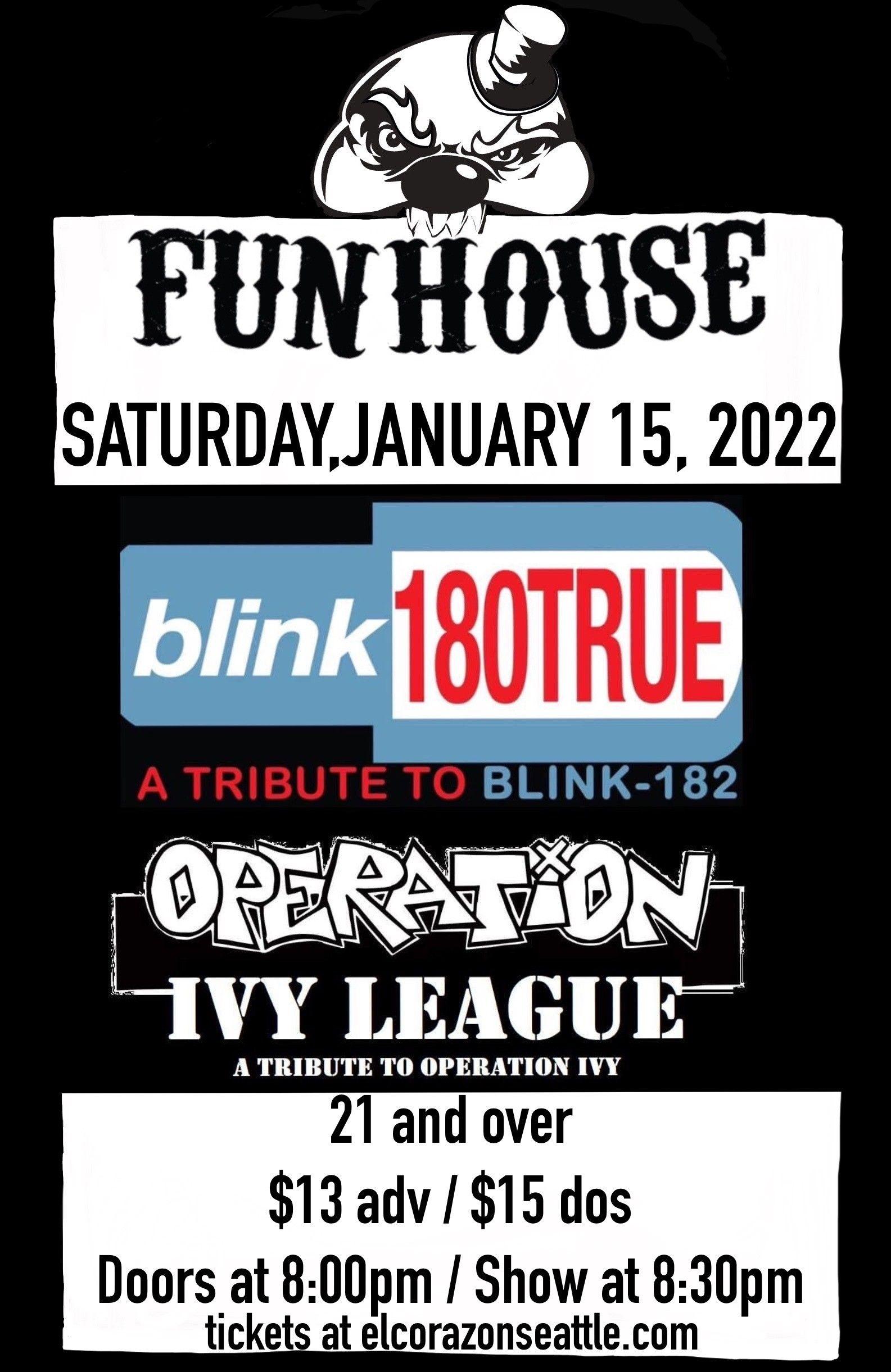 Blink 180TRUE: