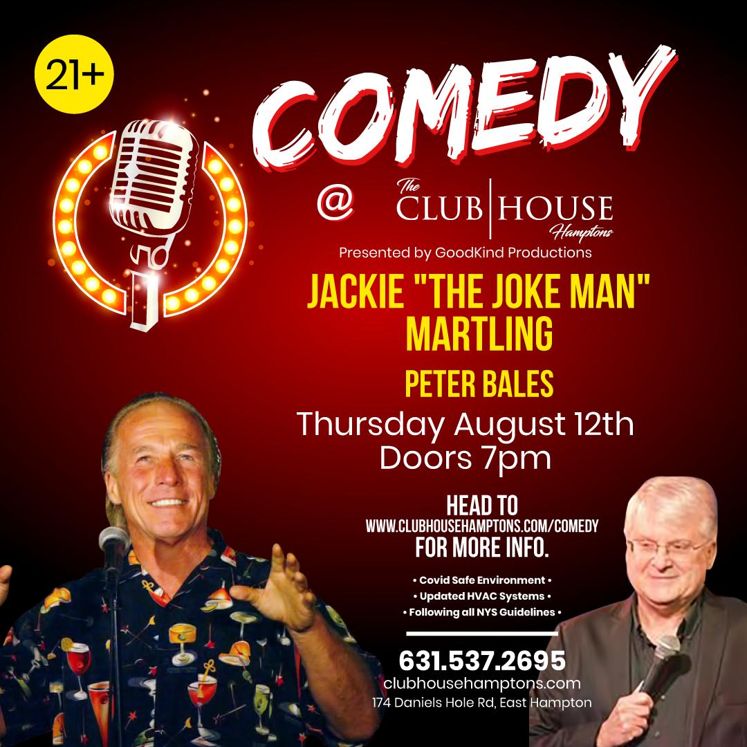 "Jackie ""The Joke Man"" Martling: Main Image"