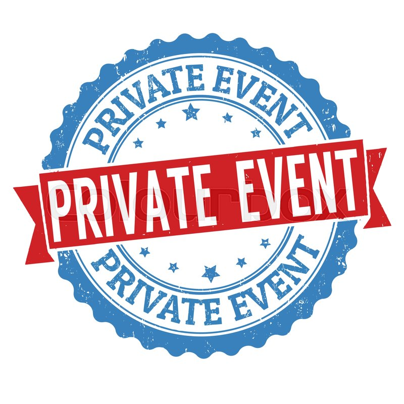 Private Event: Main Image