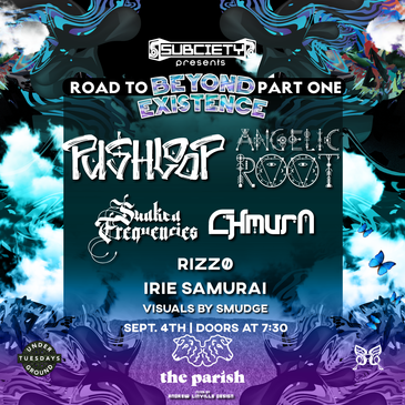 Road to Beyond Existence Pt. 1 ft. Pushloop, Angelic Root-img
